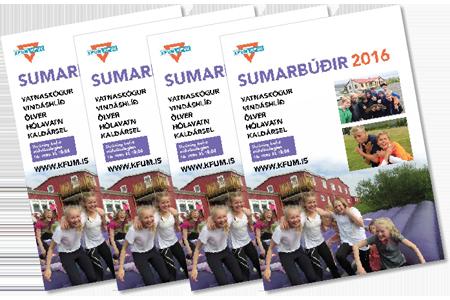 Sumarbúðablaðið 2016