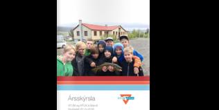 Ársskýrsla KFUM og KFUK 2015-2016