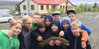 Aðalfundur KFUM og KFUK á Íslandi 16. apríl