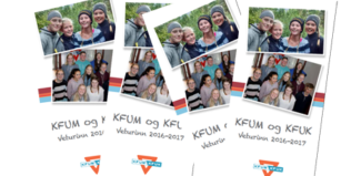 Kynning á vetrarstarfi KFUM og KFUK 2016-2017