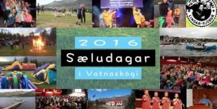 Viltu vera sjálboðaliði á Sæludögum 2016?