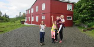 Síðasti dagur til að styðja Vatnsleiðsluverkefni Ölvers á miðnætti 5. júlí